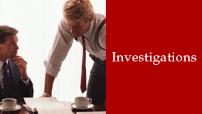 Conversation - Private Investigators